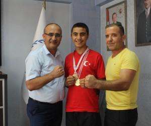 Şaban Güneş'ten şampiyona destek sözü