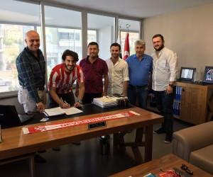 Nevşehirspor, Bergama Belediyespor'dan Ferhat Karakaya'yı transfer etti