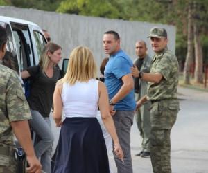 Kerem Kılıçdaroğlu Sivas'taki birliğine teslim oldu