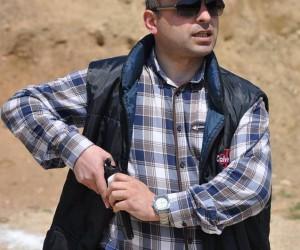 İnegöl'ün yeni Emniyet Müdürü İlhami Araali