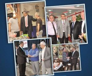 Başkan Haluk Alıcık, esnafın Ahilik Haftasını kutladı