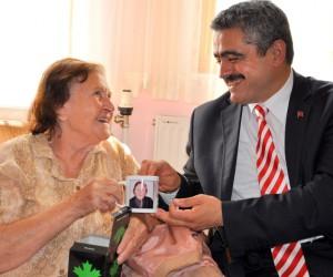 Başkan Haluk Alıcık, Dünya Alzheimer Günü'nü unutmadı