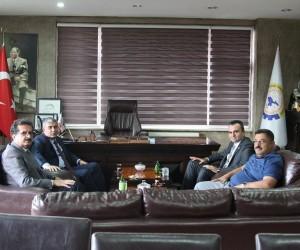 DAKA Genel Sekreteri Güray'dan Tatvan'a ziyaret