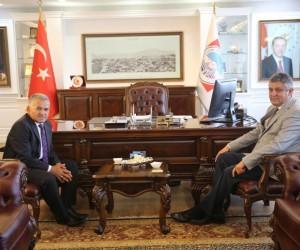 Kayseri Serbest Bölge Müdürü Reşat Çeçen Melikgazi'de