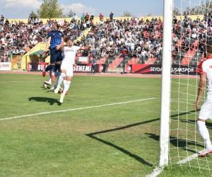 TFF 3. Lig: UTAŞ Uşakspor: 3 - Elaziz Belediyespor: 0