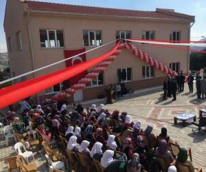 Kütahya İl Genel Meclisinden merhum Muhittin Şahin'e vefa