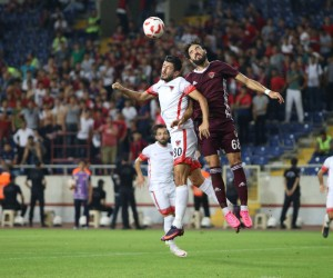 TFF 2. Lig: Mersin İdmanyurdu: 0 - Hatayspor: 3