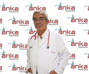 Çocuk Kardiyolojisi Uzmanı Prof.Dr. Aydoğan Anka'da