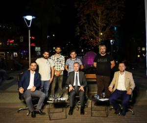 Başkan Alper Taban ortak yayında merak edilenleri cevapladı