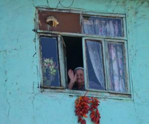 85 yaşındaki Meliha ninenin yaşam mücadelesi