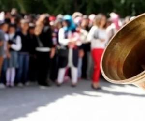 İnegöl'de okullar tatil edildi